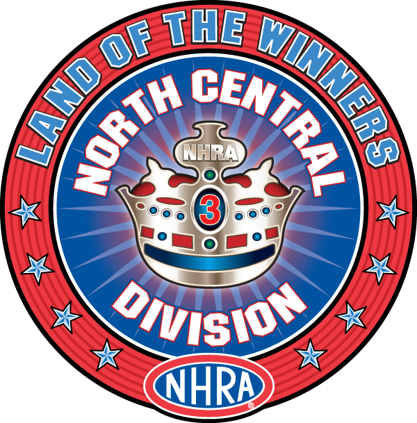 NHRA North Central Divsion logo