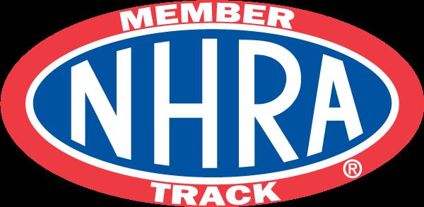 NHRA Member Track logo